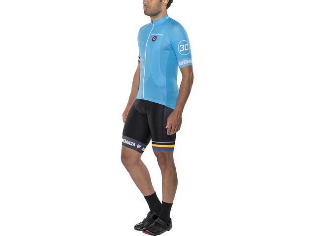 Bioracer Van Vlaanderen Pro Race Sæt Herrer blå (2019) | Trousers